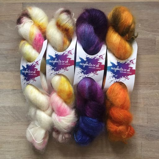 Easy Knits Mohair