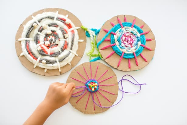 Weaving Circles from Hello Wonderful
